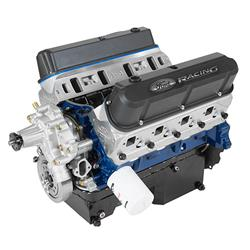 Ford Performance Parts 363 C I D 500 Hp Boss Long Block Crate