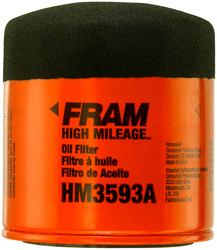 Fram HM3593A - Fram High Mileage Oil Filters