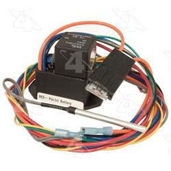 Coolant Temperature Sending Unit Switch Connector-Harness Connector 4 Seasons