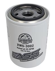 FASS Fuel Systems Replacement Fuel Filters XWS-3002