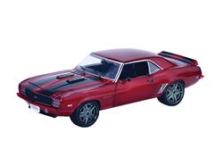 1 24 scale chip foose 1969 chevy camaro rs diecast models 40300 52b