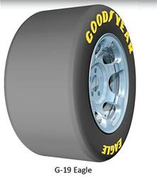 Goodyear Eagle Sports Car Special G19 Tires 5887 - Free ...