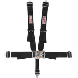 G-FORCE Racing 6000BK - G-FORCE Latch and Link Individual Shoulder Harness Sets