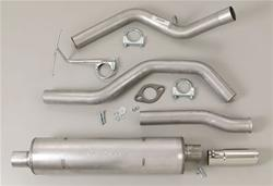 Gibson Performance Exhaust 19713 - Gibson Swept Side Exhaust Systems