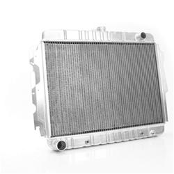 Griffin Thermal Products 5-566GB-FAX - Griffin Aluminum Musclecar Radiators