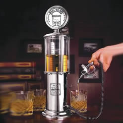 vintage gas pump drink dispenser   shipping  orders    summit racing