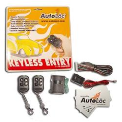 AutoLoc KL700 - AutoLoc Keyless Entry Systems