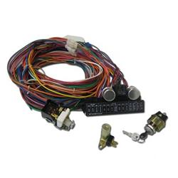 keep it clean procomp wiring harnesses 12663 free shipping on rh summitracing com