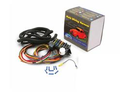 keep it clean procomp wiring harnesses 110116 free shipping on Wiring Harness Diagram pro comp wiring harness