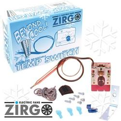 Zirgo 121188 - Zirgo Fan Switches, Thermal
