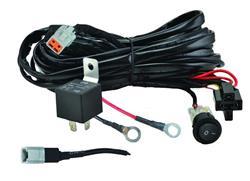 Hella 357211001 - Hella ValueFit Single Light Wire Harnesses