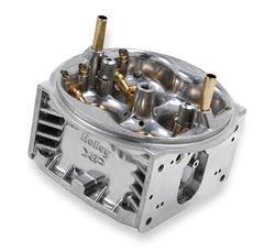 Holley Carburetor Main Body 134-345;
