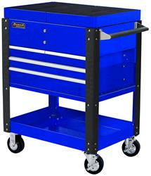 Sparks Toyota Service >> Homak 35 Inch Pro Series 4-Drawer Slide-Top Service Carts ...