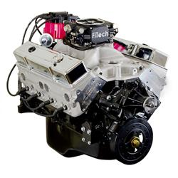 ATK High Performance GM 383 Stroker 425 HP Stage 3 Long Block Crate Engines  with EFI HP94C-EFI