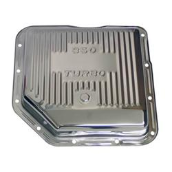Hughes Performance HP3281 - Hughes Performance Steel Transmission Pans