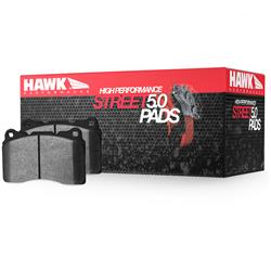 Hawk Performance HB837W.621 Motorsports Brake Pads