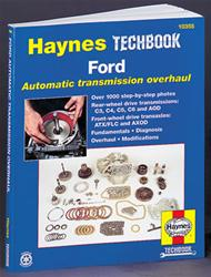 Haynes 10355 - Haynes Automotive Ford Automatic Transmission Overhaul Manual