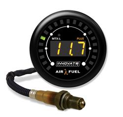 Innovate Motorsports 3918 - Innovate MTX-L Digital Air/Fuel Ratio Gauge Kits