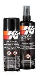 K&N 99-5000 - K&N Recharger Filter Care Service Kits