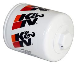 K&N HP-1017 - K&N Performance Gold Oil Filters
