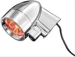 Kuryakyn 1650 - Kuryakyn LED Silver Bullet Turn Signals
