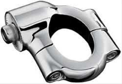 Kuryakyn Side Mount License Plate Clamps 3188 for your HARLEY-DAVIDSON  FXSBSE CVO BREAKOUT