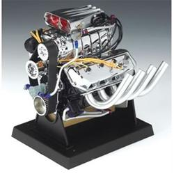 Summit Gifts 84028 - 1:6 Scale Die-Cast Top Fuel 426 Hemi Engine