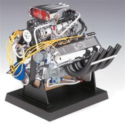 Summit Gifts 84029 - 1:6 Scale Die-Cast Top Fuel 427 Ford SOHC Engine