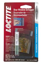 Loce 21351 Rear Window Defogger Adhesive