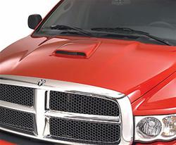 Lund Industries 80004 - Lund Industries Eclipse Hood Scoops