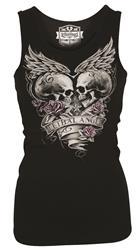 1bb068d9 Lethal Angel Eternal Love Ladies Tank LT20388XL - Free Shipping on ...