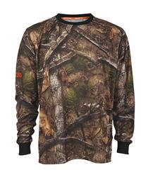 4b708d6dd868 Summit Gifts SC50500M - Lethal Threat Backwoods Skull Camo Long Sleeve Shirt