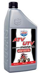 Lucas Oil 10720-1 - Lucas Semi-Synthetic ATV Engine Oil