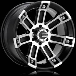 mamba off road alloys type m1x black machined wheels m1x788325b