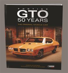 Motorbooks Pontiac Gto 50 Years The Original Muscle Car