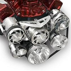 march performance chevy small block ultra drive ultra serpentine kits   shipping