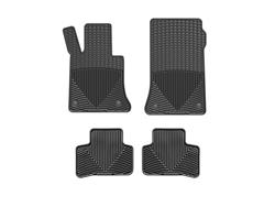 Tan PantsSaver Custom Fit Car Mat 4PC 1205043