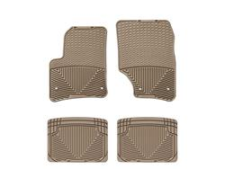 WeatherTech W46TN-W20TN - WeatherTech All-Weather Floor Mats