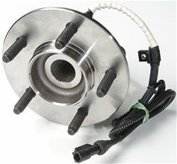 FORD F 150 Moog Wheel Bearing and Hub Assemblies 515029