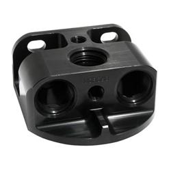 Moroso 23764 - Moroso Remote Oil Filter Mounts