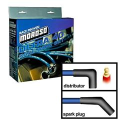 Moroso 73626 - Moroso Ultra 40 Race Ignition Wire Sets