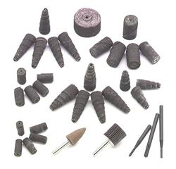 Mr. Gasket 4362 - Mr. Gasket Engine Port Polishing Kits