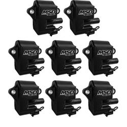 MSD Ignition 828583 - MSD Multiple Spark Coils and Coil Kits