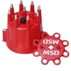 MSD Ignition 84083  Clamp-Down Extra Duty Distributor Caps