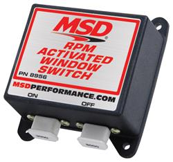 msd rpm activated window switches 8956 shipping on orders msd ignition 8956 msd rpm activated window switches