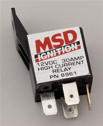 Msd high current relays 8961 free shipping on orders over 99 at msd high current relays 8961 sciox Images