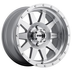 Method Race Wheels MR30178560300 - Method Race Wheels MR301 The Standard Clearcoated Machined Wheels