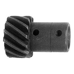 MSD 8561 Iron Melonized Distributor Gear for Chevy Marine Distributors