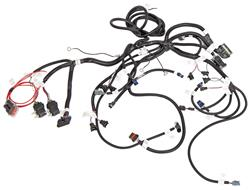 Cool Chevrolet Performance Ram Jet 350 Mefi 4 Ecu And Wire Harness Kit Wiring Digital Resources Ommitdefiancerspsorg