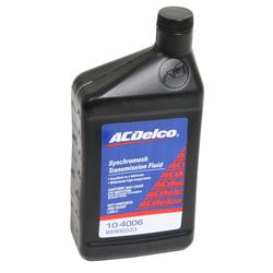 Chevrolet Performance Synchromesh Transmission Fluid
